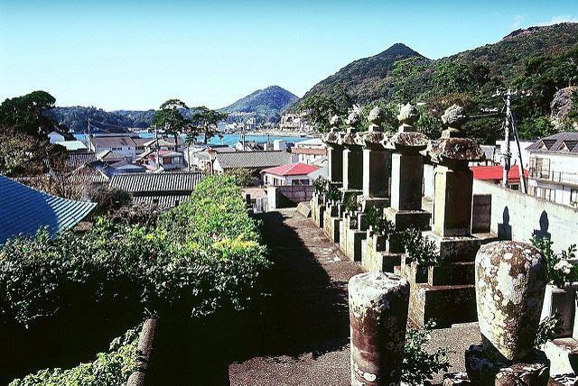菩提寺の墓